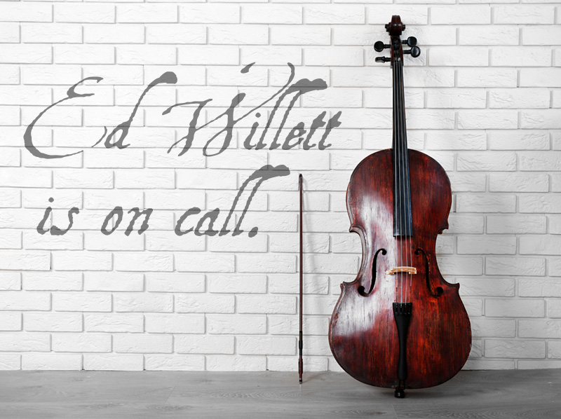 cello recorded remotely